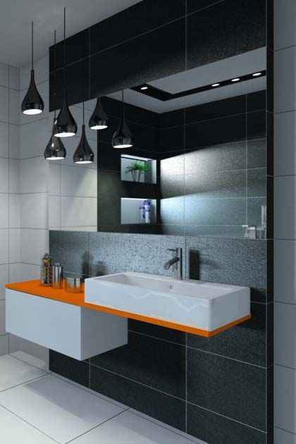 Projekty łazienki