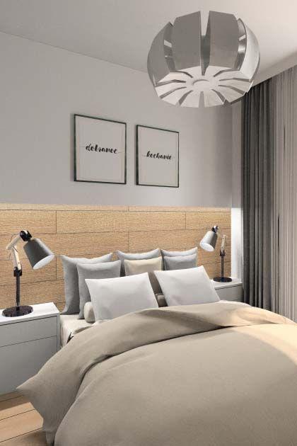 Sypialnia Wyjątkowe Dopasowane Wnętrza