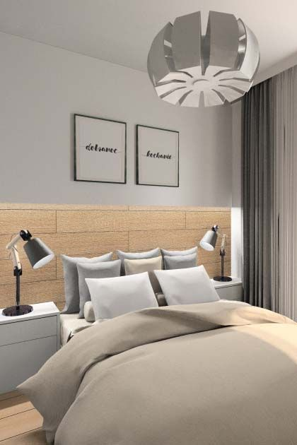 Aranżacje sypialni