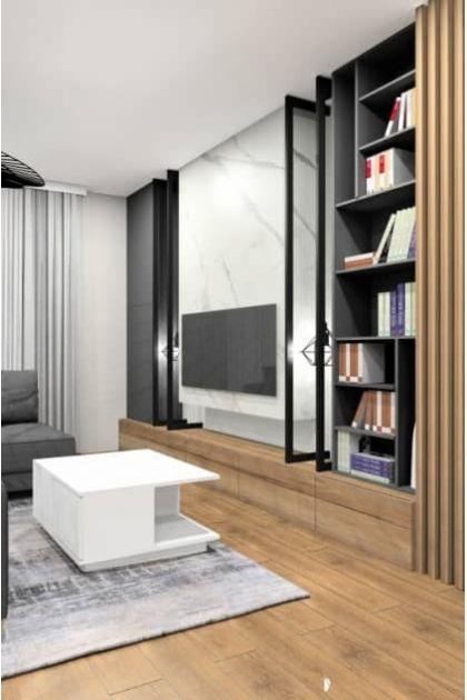 mieszkanie, salon