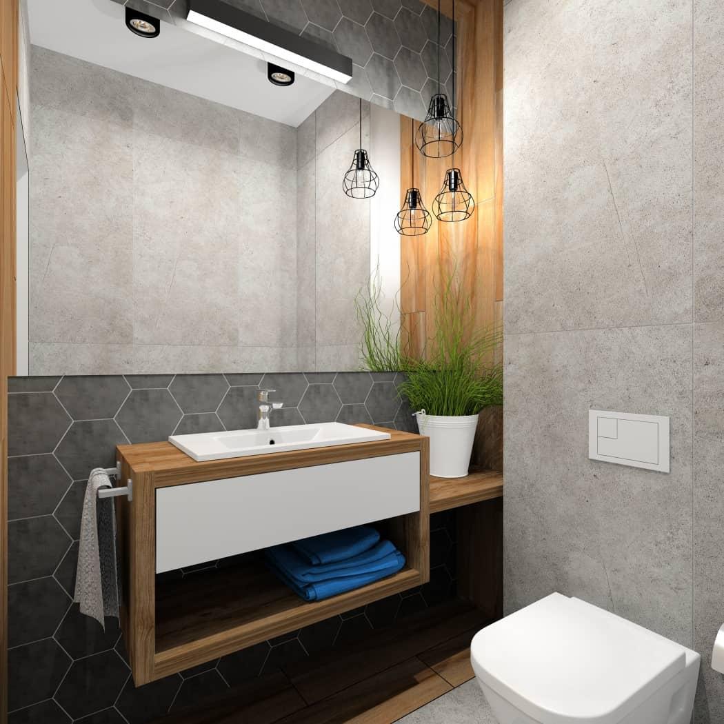 Łazienka: jak ją urządzić? Pomysł na małą łazienkę, zdjęcia, porady.