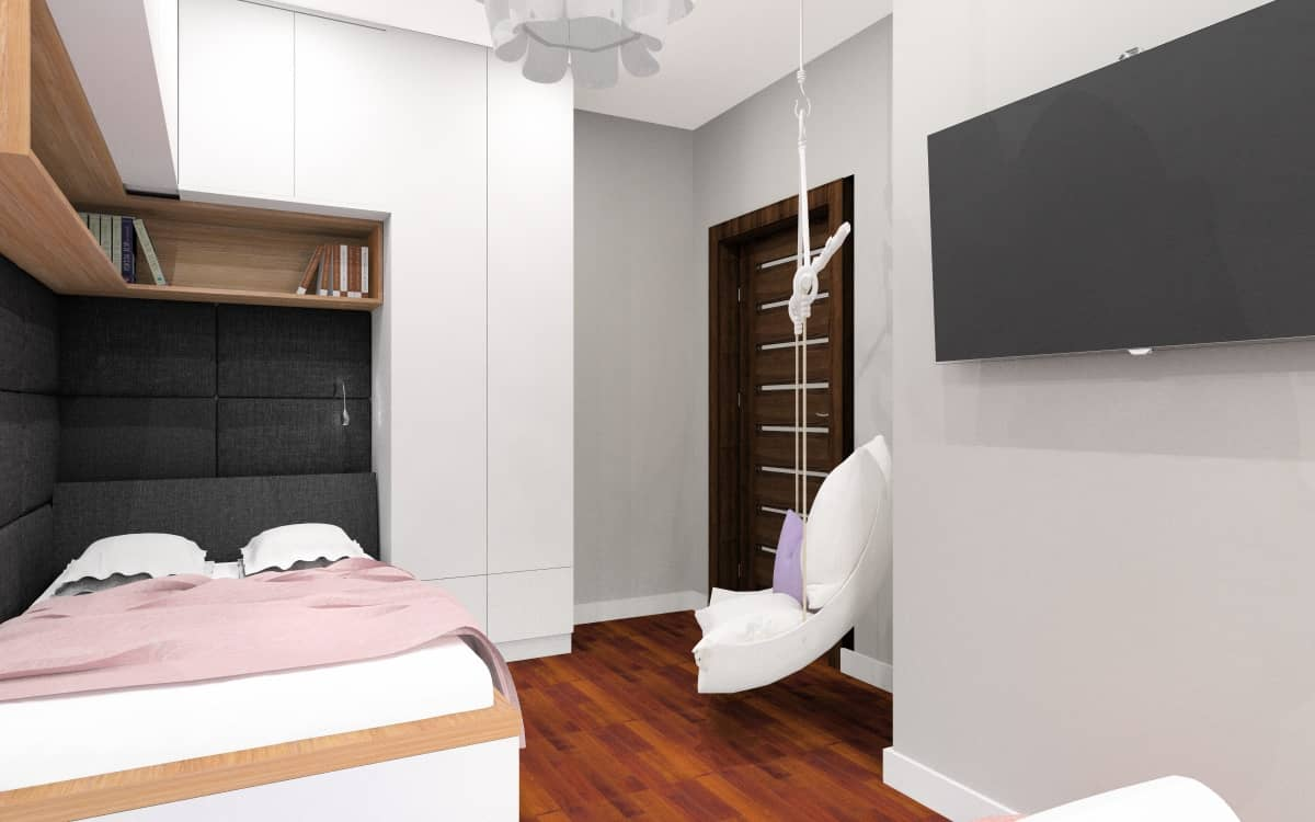 Pokój młodziezowy - dodatki i dekoracje, plakaty, ściana tablicowa, fototapeta