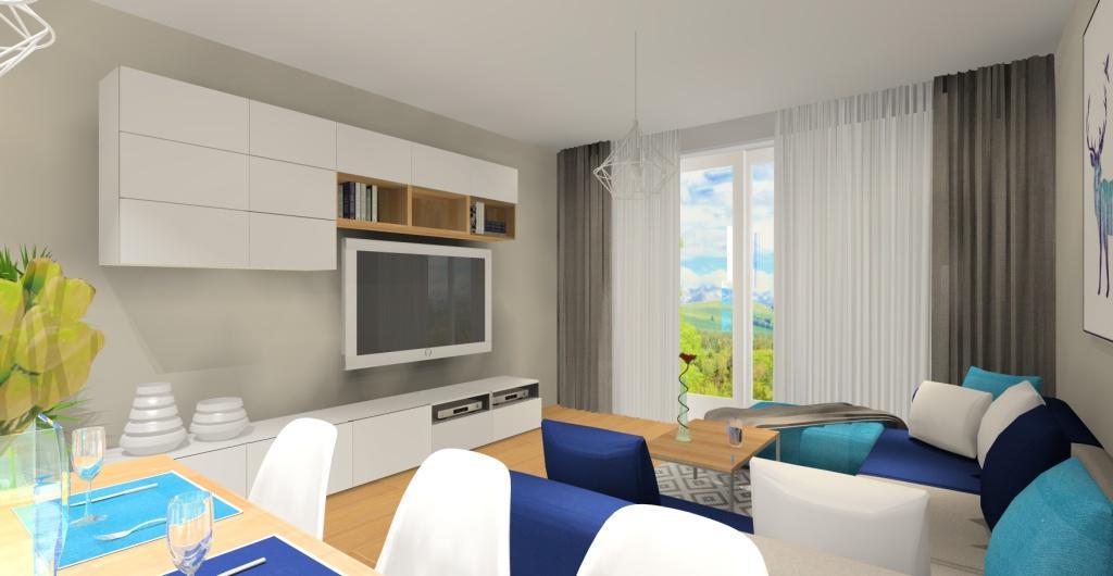 aranżacja mieszkania styl skandynawski