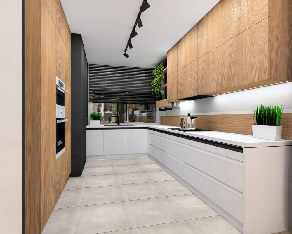 Aranżacja wnętrza salonu z kuchnią. Praktyczne wskazówki