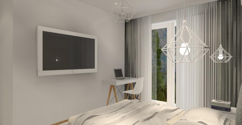 Aranżacja nowoczesnej sypialni