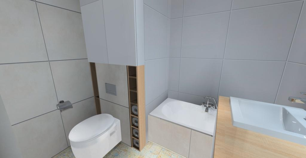projekty łazienki, nowoczesne wnętrze łazienki, łazienka biała z drewnem
