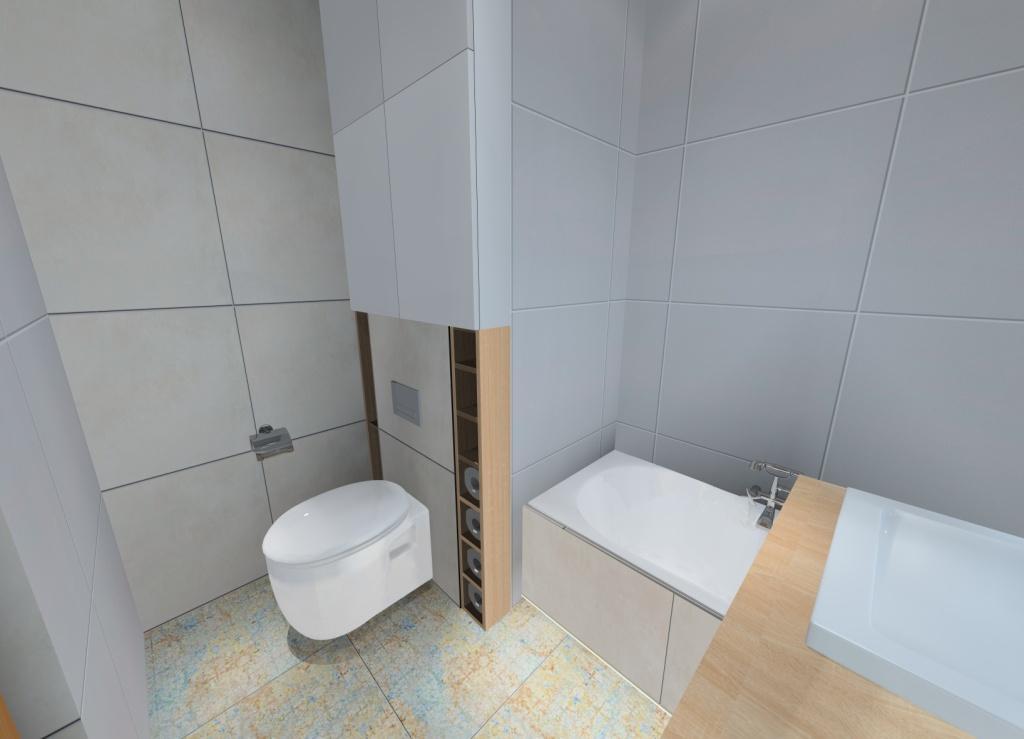zdjęcia łazienki urządzoenj nowocześnie, łazienka biała z drewnem