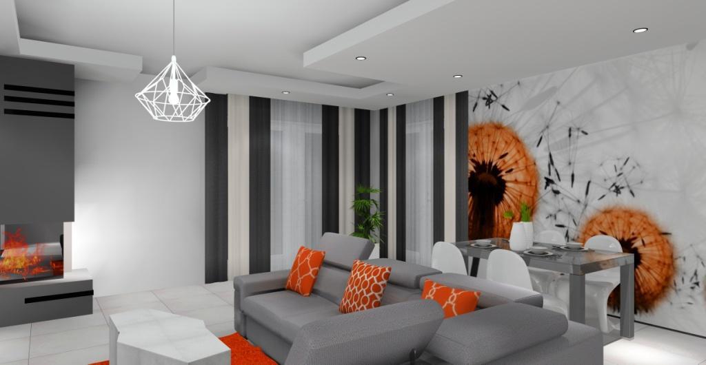 Mieszkanie dekoracje