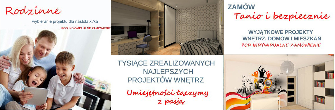 Projekt pokoju dla nastolatka, projekt pokoju dla nastolatki