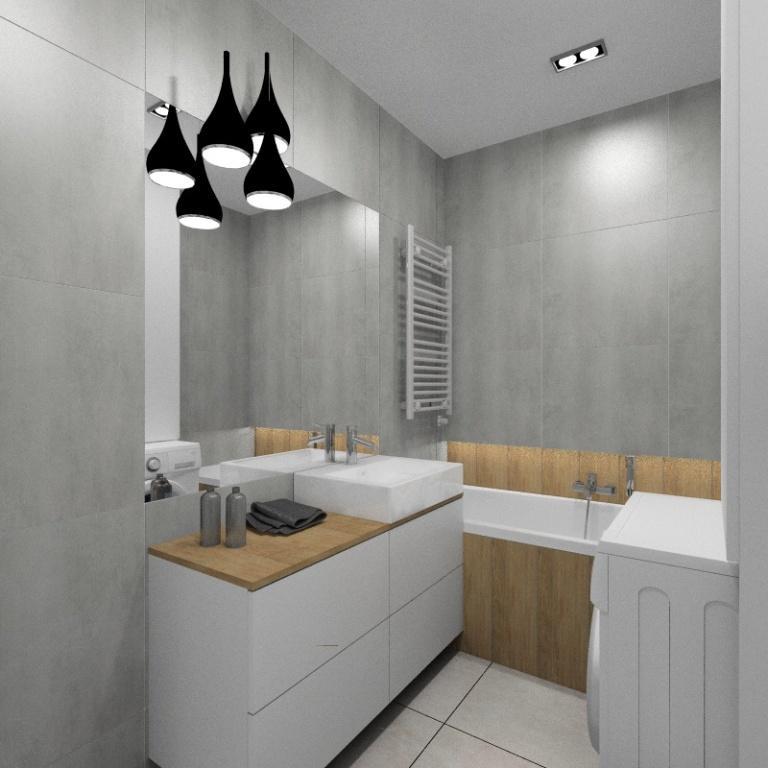 Mała łazienka Funkcjonalna Aranżacja Małej łazienki