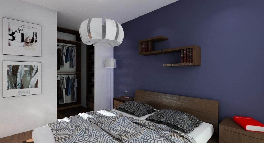 Sypialnia z garderobą – funkcjonalnie i stylowo