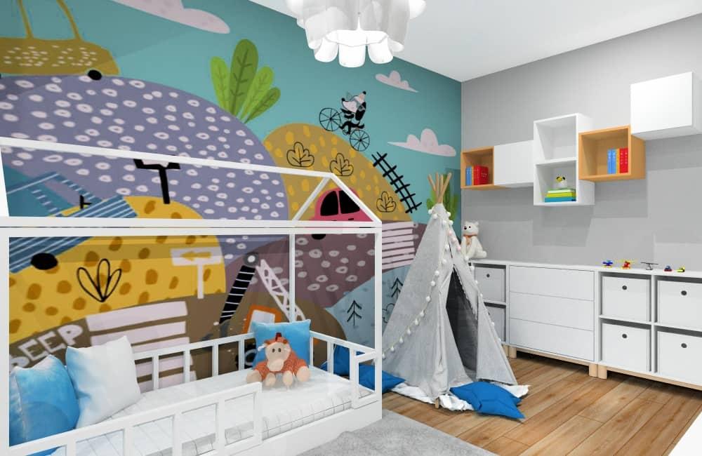 Pokój dla dziecka. Urządzamy pokój dziecięcy dla chłopca