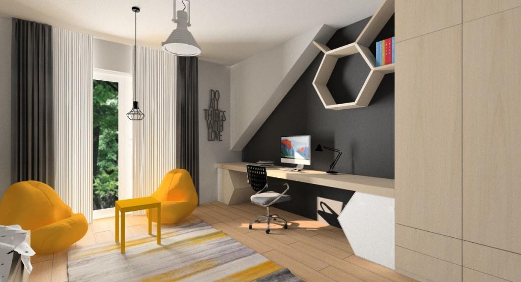 Urządzamy wnętrza mieszkania: projektowanie i aranżacja pokoju młodzieżowego