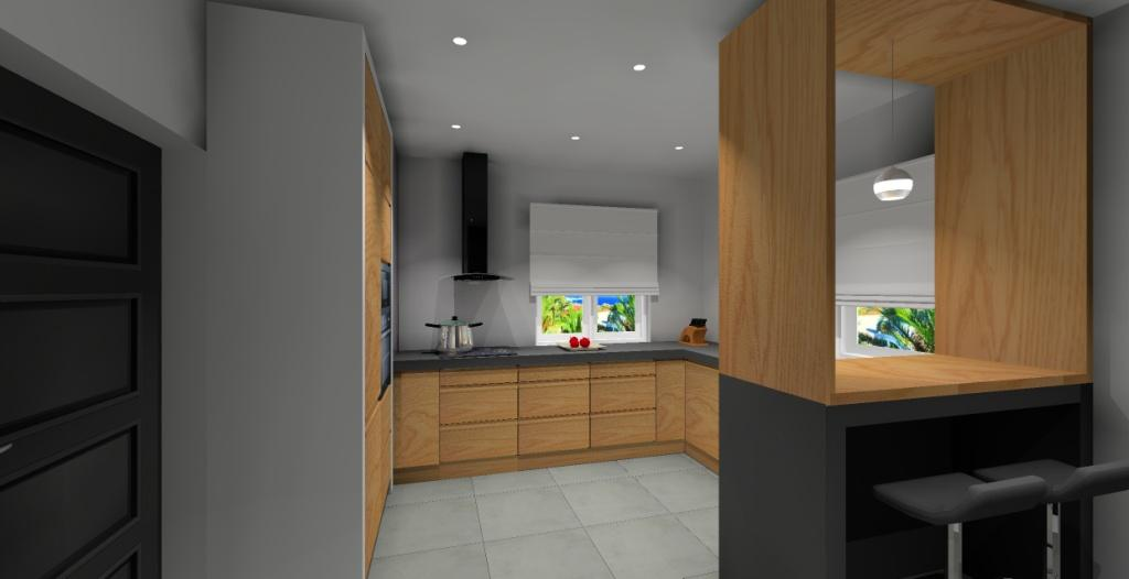 wyspa w kuchni , wyspa w kuchni nowoczesnej, projekty kuchni nowoczesnych z wyspą