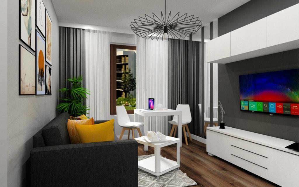 Mały pokój: Dekoracje i dodatki