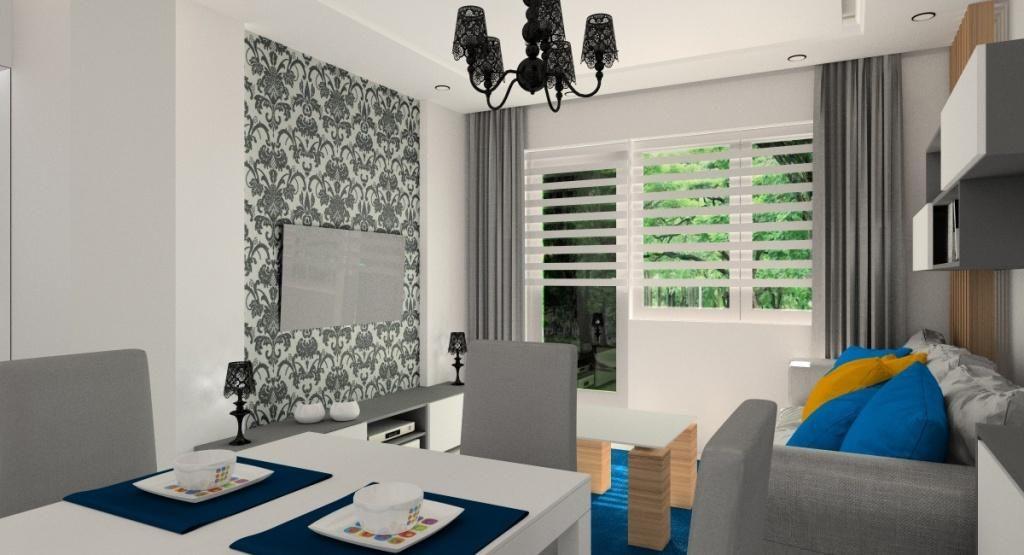 Mały pokój