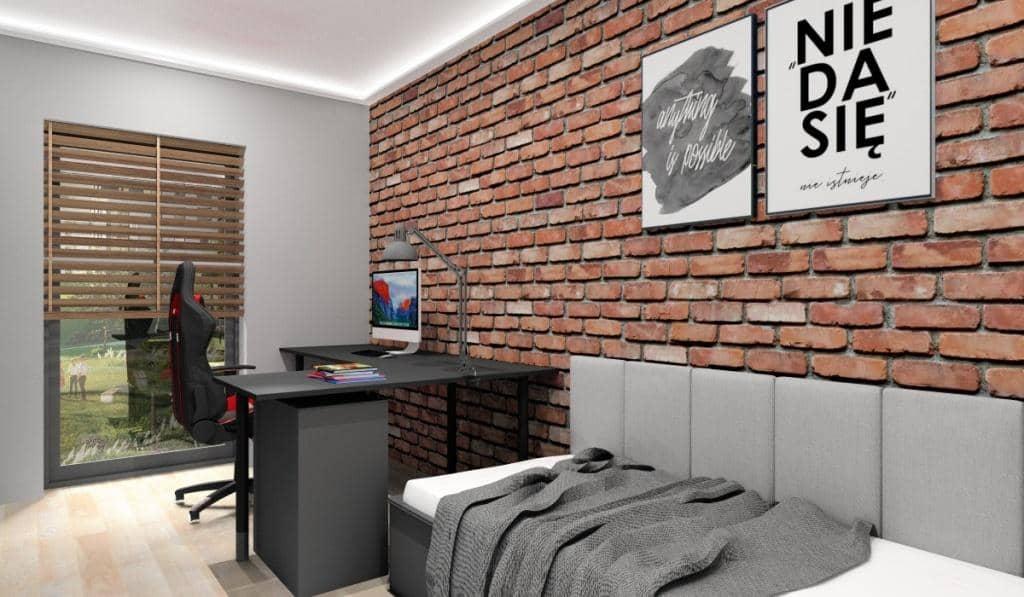 Pomysły na pokój dla nastolatków. 5 aranżacji wnętrz i projektów wnętrz