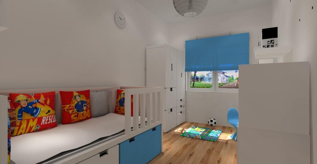 Pokój dla dziecka, pokój dla dziecka dekoracje, projekt pokoju dla dziecka