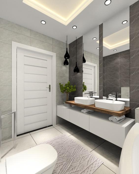 Projektowanie łazienki: funkcjonalność i ergonomia w łazience
