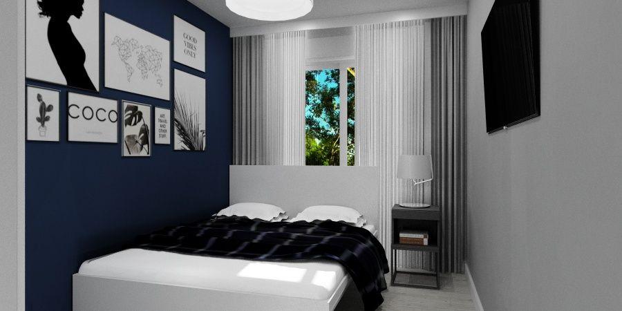 ała sypialnia: jak ją urządzić ?