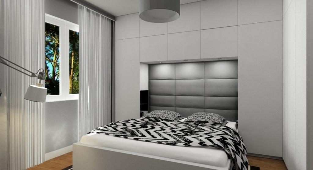 Projekt wnętrza nowoczesnej sypialni: Praktyczne porady na aranżację sypialni