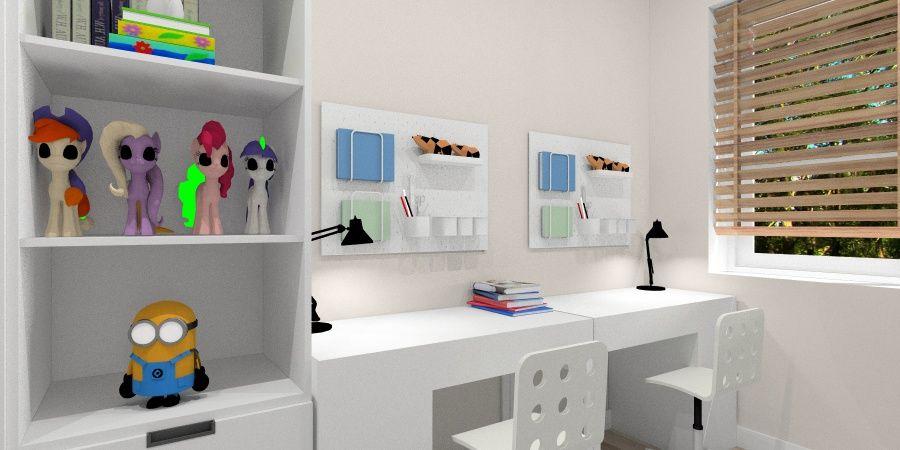 Projektowanie pokoju dla rodzeństwa. Sposób na pokój dla chłopca i dziewczynki