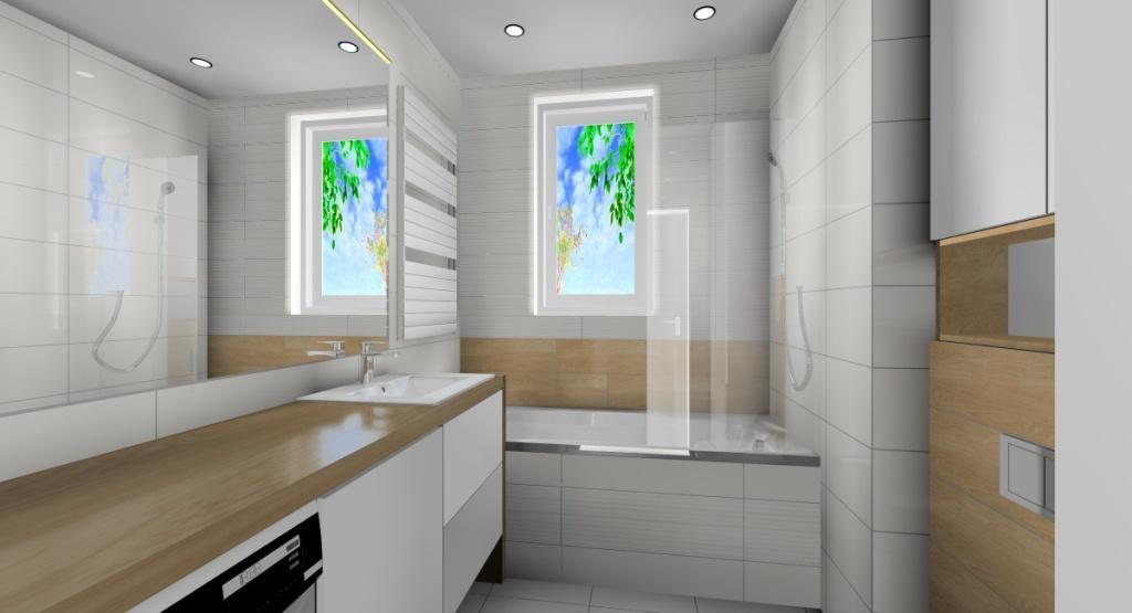 Łazienka – oświetlenie wnętrza