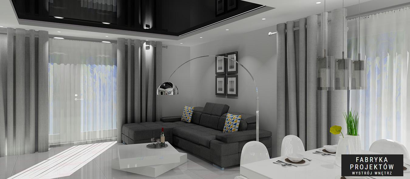 Projektowanie wnętrz, mieszkalnych, użytkowych, nowoczesne wnętrza