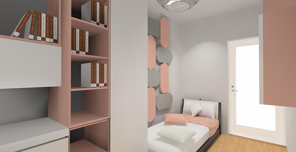 Pokój dla nastoletniej dziewczyny