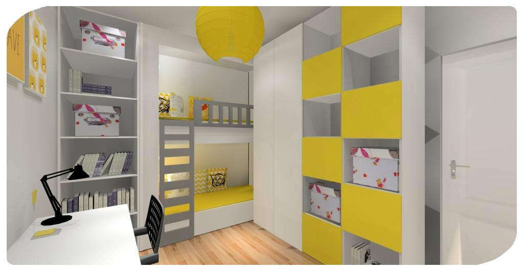 Pokój dziecięcy - jak zaprojektować ?