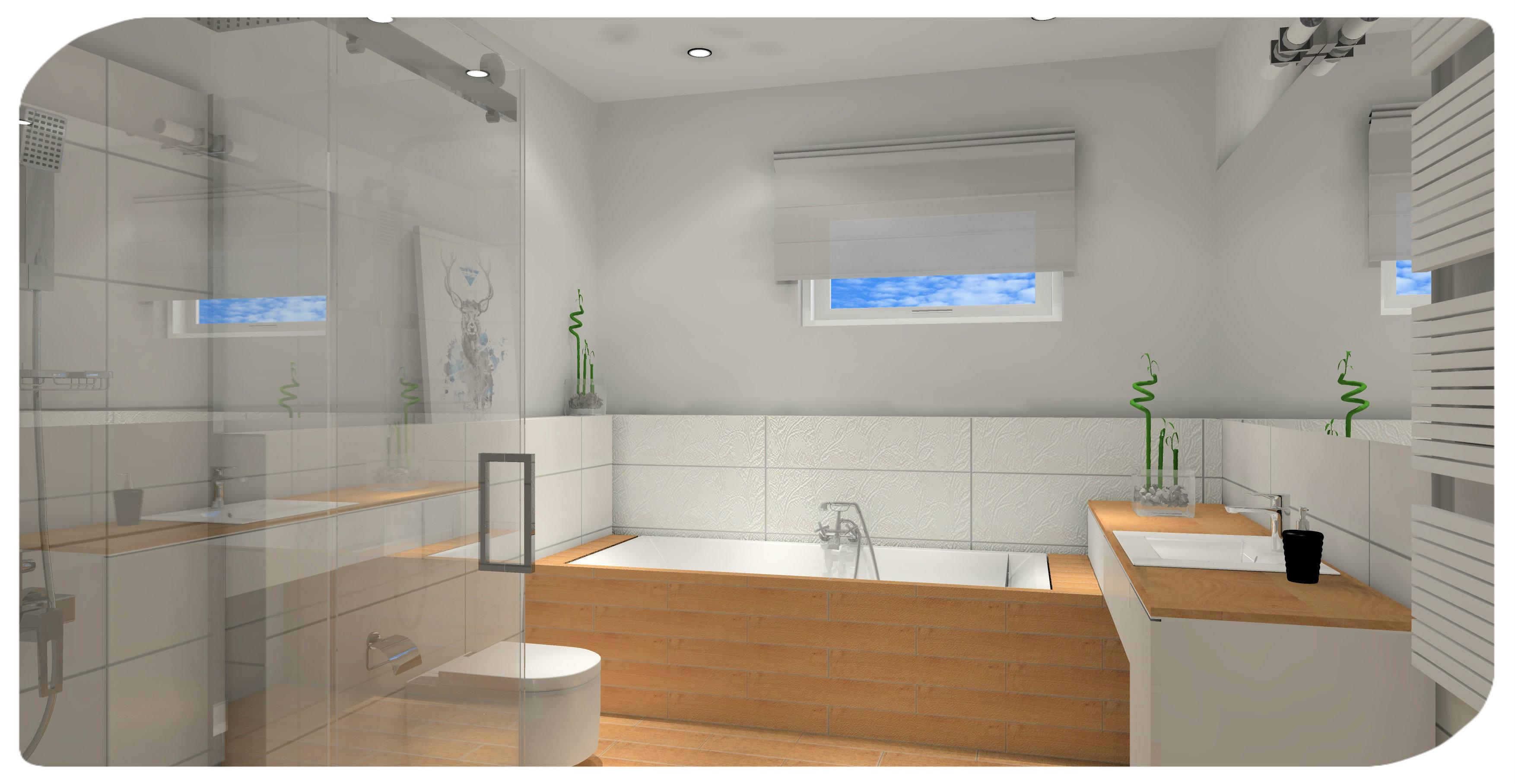 Projektowanie łazienki Fabryka Projektów