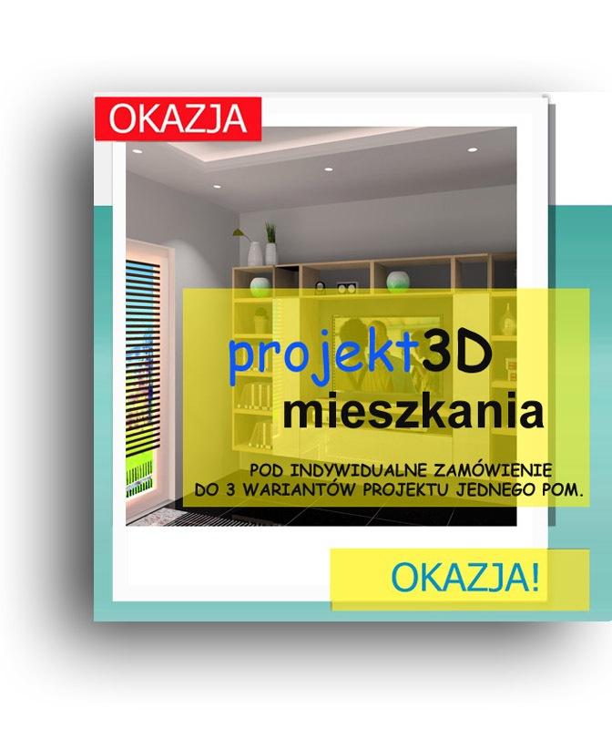 Projekty mieszkań