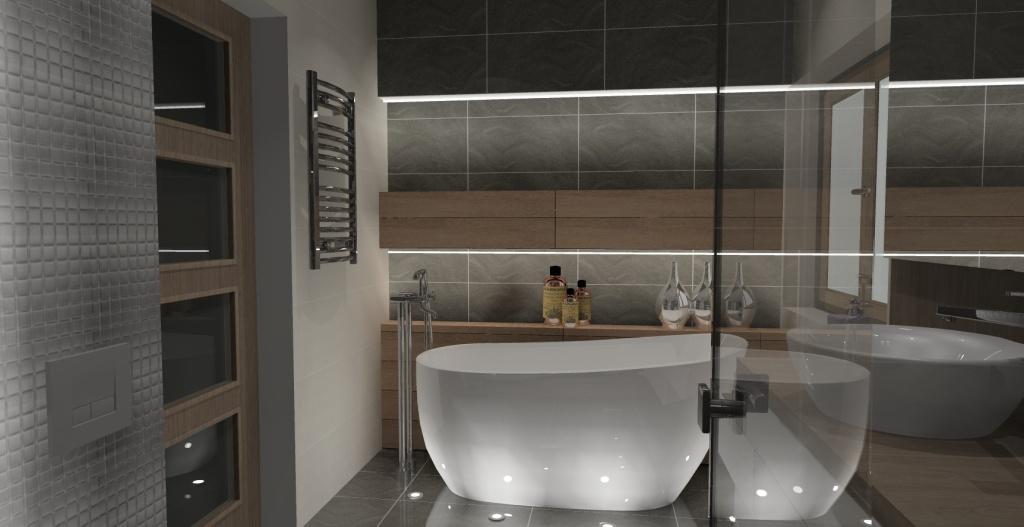 łazienki Wystrój Wnętrz Przykłady Zdjęcia