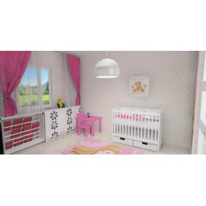 Projektowanie wnętrz pokoju dziecięcego