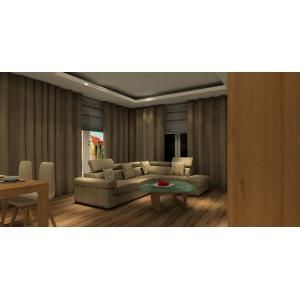 Projekt mieszkania 63 m2 w Trzebienicy