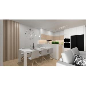 Salony i kuchnie