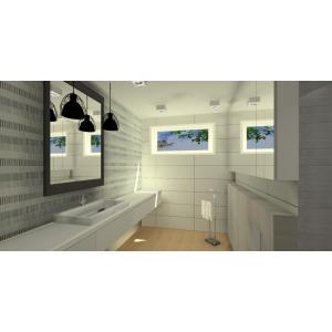 Aranżacja małej łazienki w bloku