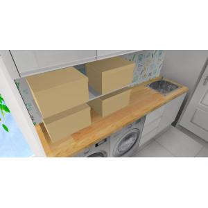 Pralnia w domu: sugestie, zdjęcia, urządzanie wnętrz