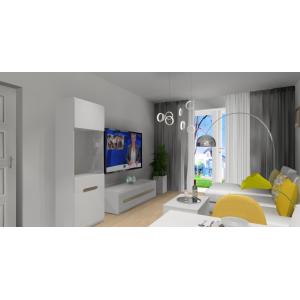 Mieszkania: pomysły, wystrój wnętrz - zdjęcia