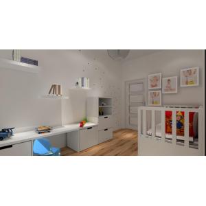 Pokój dziecka: zdjęcia ,pomysły - wystrój wnętrz