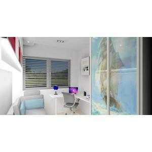 Pokój dla nastolatki / nastolatka: przykłady, urządzanie wnętrz - zdjęcia