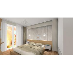 Projekt sypialni w stylu skandynawskim